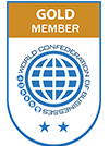 1 Gold Member logo