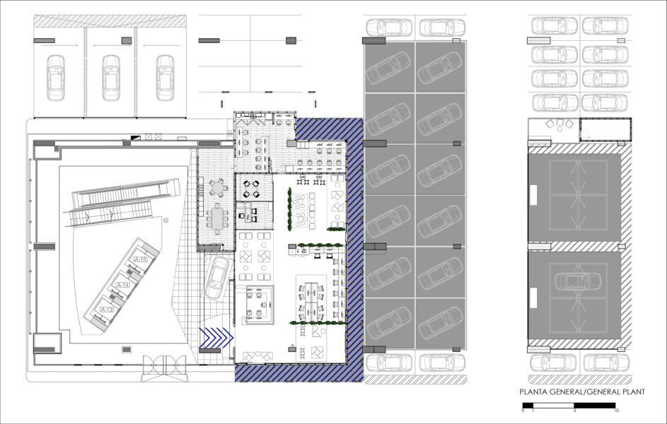 kavak hub- Hitzig Militello arquitectos